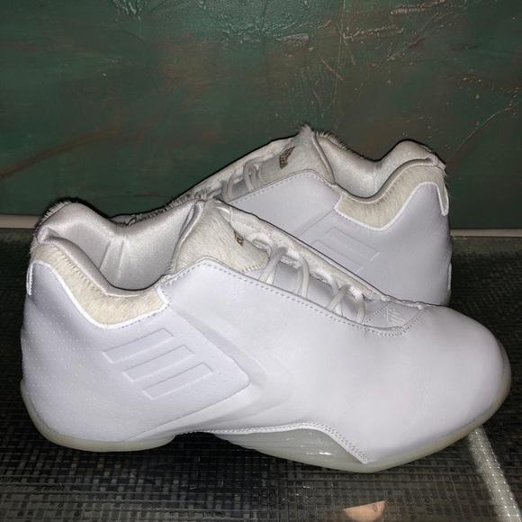 separation shoes a1f3c b33ef adidas Shoes | Tmac 3 Aurora Borealis Green Glow | Poshmark